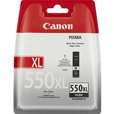 Canon PGI-550XLPGBK svart bläckpatron