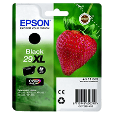 Epson 29XL svart bläckpatron