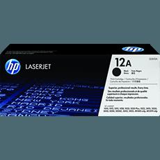 HP Q2612A (12A) svart toner