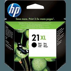 HP 21XL svart bläckpatron