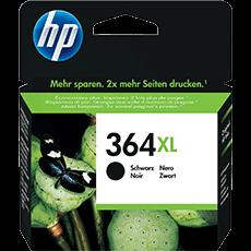 HP 364XL svart bläckpatron