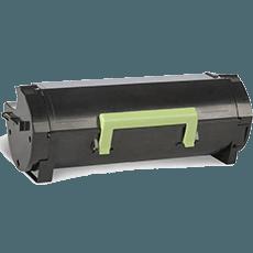 Lexmark 50F2X00 svart toner