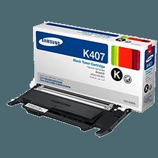 Samsung CLT-K4072S svart toner