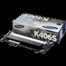 Samsung CLT-K406S svart toner